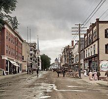 Main Street, Littleton, New Hampshire, Circa 1908 by ryanurban