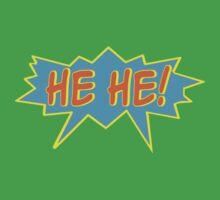 HE HE HA HA! by SofiaYoushi