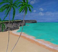 Bottom Bay Barbados by lshelton