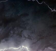 Lightning, Minnesota. by Michael Treloar