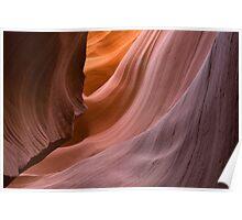 Antelope Canyon. Poster