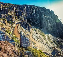 Jacobs Ladder by Mark Bilham