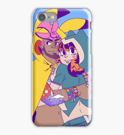Pokecosplay - Pikachu x Snorlax iPhone Case/Skin