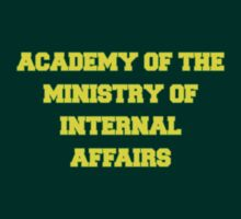 CADEMY, MINISTRY, INTERNAL, AFFAIRS by philbeck