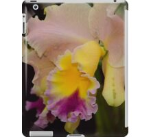 'picture perfect' Orchid 6 iPad Case/Skin