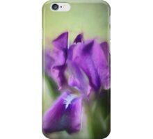 Abstract Iris iPhone Case/Skin