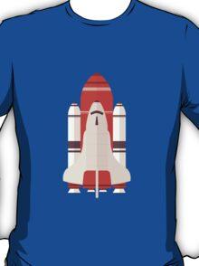 Flat Rocket T-Shirt