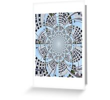 The Dance of Detroit - Hart Plaza Greeting Card