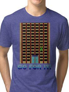 Go For It! Tri-blend T-Shirt