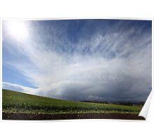 Cloudscape, Devenport, Tasmania, Australia Poster