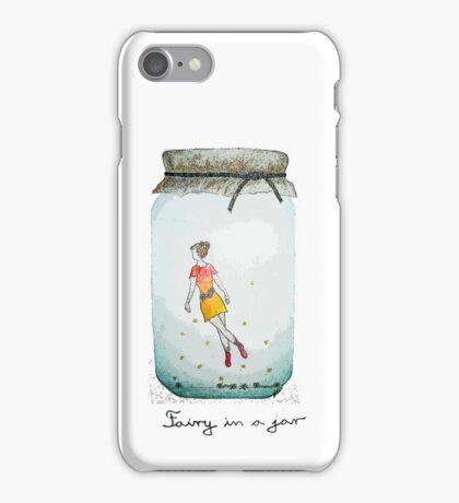 Fairy in a jar iPhone Case/Skin