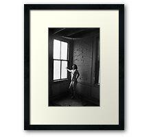 semi-nude Framed Print