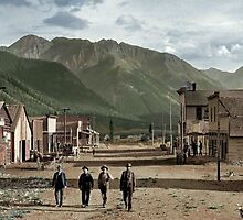 Eureka Colorado (unknown date, late 1800s) by ryanurban