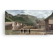 Eureka Colorado (unknown date, late 1800s) Metal Print