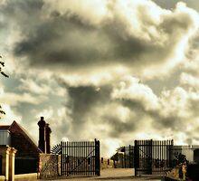 The Derry Walls by Agnes McGuinness