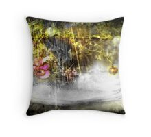 Marvelous Works Throw Pillow