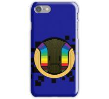 Daft Punk Emote Sad iPhone Case/Skin
