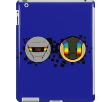 Daft Punk Emote Sad iPad Case/Skin