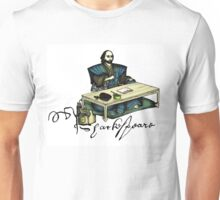 Samurai Shakespeare Unisex T-Shirt