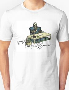 Samurai Shakespeare T-Shirt