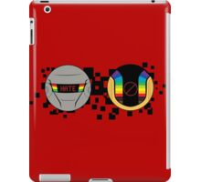 Daft Punk Emote Hate iPad Case/Skin