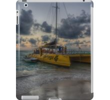 This Evening's Party Cruise iPad Case/Skin
