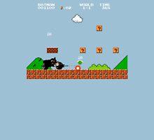 Super Mario Bros - It's Better With Batman T-Shirt