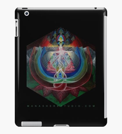 Light Flower iPad Case/Skin