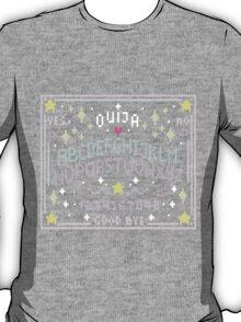 Pixel Ouija Board T-Shirt