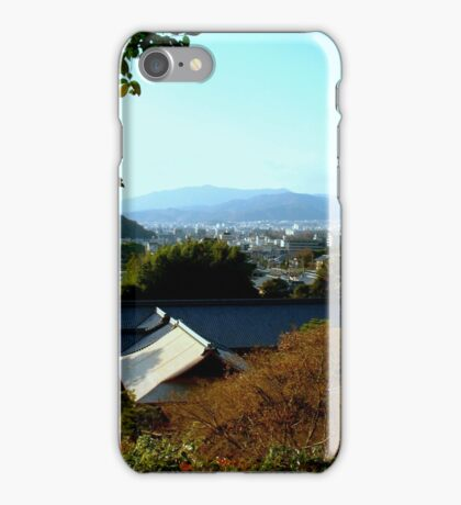 Ginkakuji no Ue iPhone Case/Skin