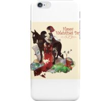 Shadow of the colossus Valentine's day  iPhone Case/Skin
