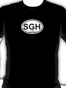 Sag Harbor - Long Island.  T-Shirt