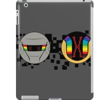 Daft Punk Emote Dead iPad Case/Skin