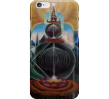 The Art of Acceleration iPhone Case/Skin
