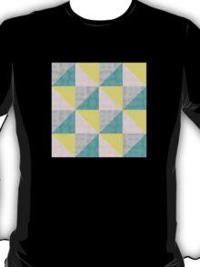 Rinkdink Pink Triangles T-Shirt