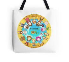 Mother 3 Chibis Tote Bag