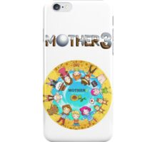 Mother 3 Chibis iPhone Case/Skin