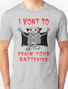 Robot Vampire T-Shirt