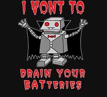 Robot Vampire Unisex T-Shirt