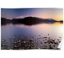 Lake Wanaka 2 Poster