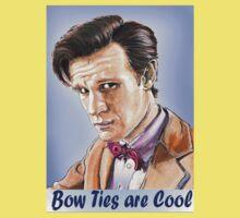 Bow Tie man Kids Clothes