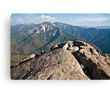 Moro Rock View Canvas Print
