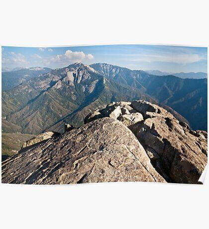 Moro Rock View Poster