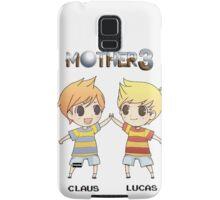 Mother 3/ Earthbound 2 Chibis Samsung Galaxy Case/Skin