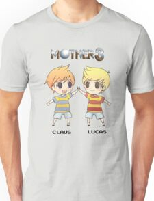 Mother 3/ Earthbound 2 Chibis Unisex T-Shirt
