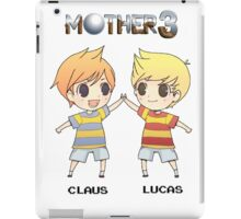Mother 3/ Earthbound 2 Chibis iPad Case/Skin