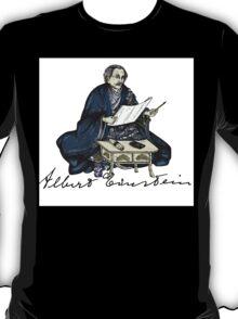 Samurai Albert Einstein T-Shirt