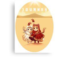 Journey Chibi Canvas Print