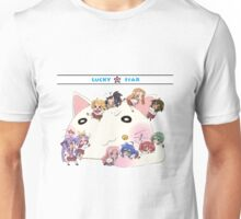 "Lucky Star Chibi ""Chibi Star!"" Unisex T-Shirt"