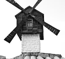Windmill by Nickolay Stanev